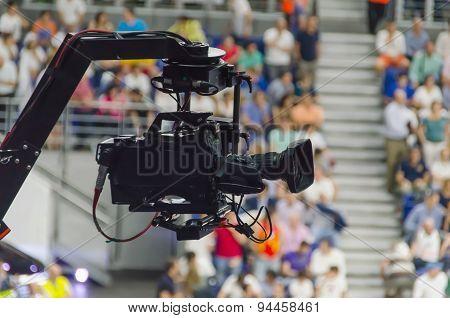 Tv Camera Hanging