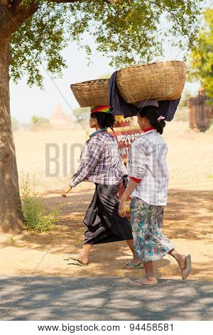 Women In Myanmar