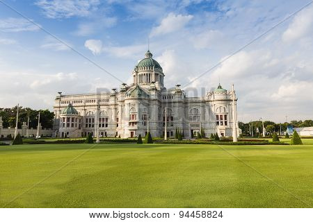 The Ananta Samakhom Throne Hall Thailand