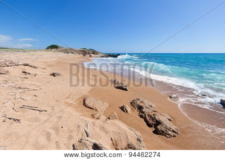 Coral Sand Beach