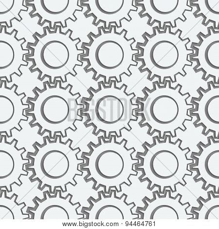 Perforated Gears With Thickening
