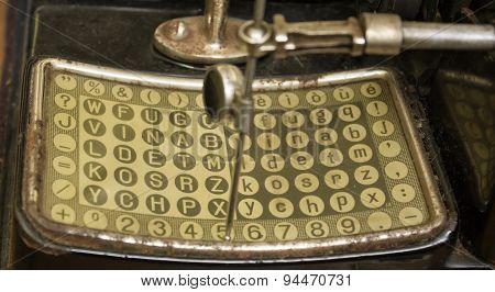 Military Secret Code