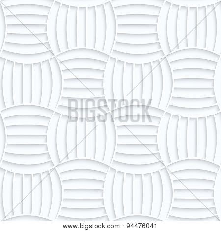 Quilling Paper Striped Pin Will