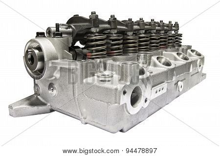 Cylinder head combustion engine