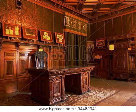 Cabinet Scheibler.