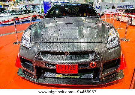 Bangkok International Auto Salon 2015
