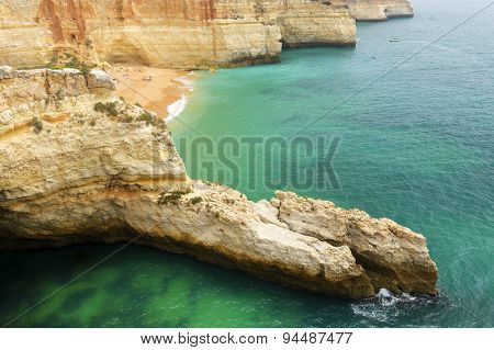 Sagres Beach, Algarve, Portugal