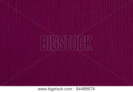 Fabric Texture Violet Background