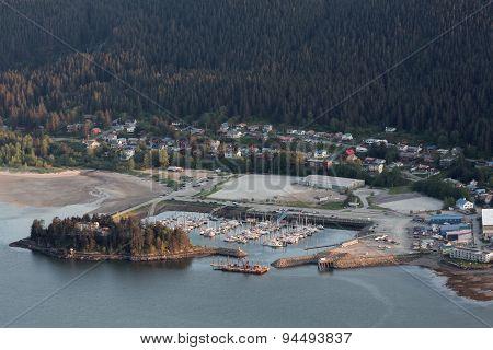 Juneau's Harbor
