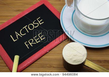 Lactose Free Concept