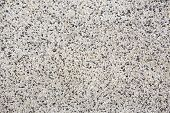 picture of sand gravel  - rough texture surface of exposed aggregate finish made of small sand stone - JPG