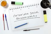 picture of responsible  - Corporate Social Responsibility  - JPG