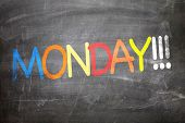 picture of monday  - Monday - JPG