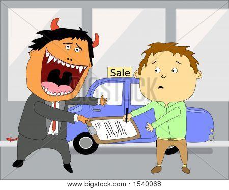 Verkäufer