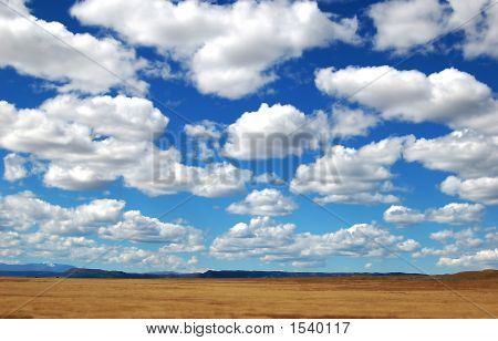 Big Sky Clouds