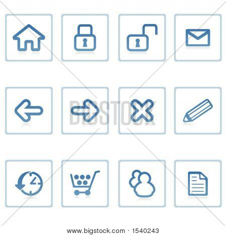 Web Icons : Website And Internet 1