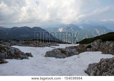 Dachstein, Austrian Alps / Region Dachstein West, Austrian Alps.