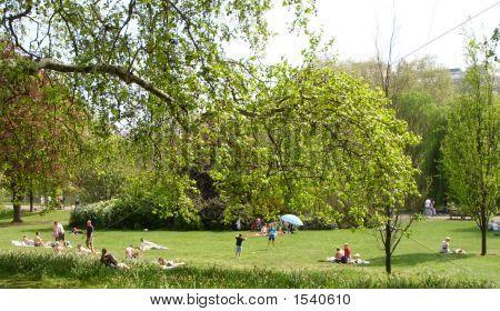 Saint James Park , London