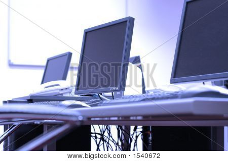 Foto de pantallas azules