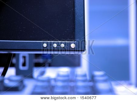 Photo Blue Screen
