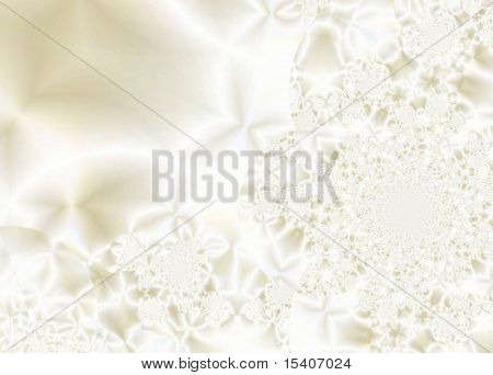 Satin and Lace Background
