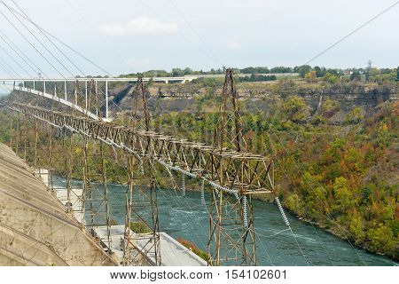 Sir Adam Beck Hydroelectric