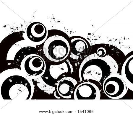 Abstract Grunge Design
