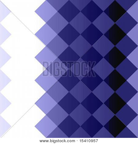 Checkerboard Seamless Tile Pattern With Copyspace