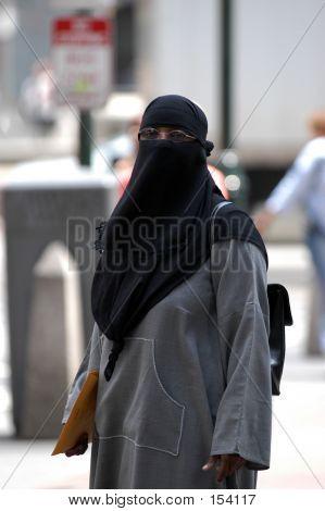 Veiled Woman1