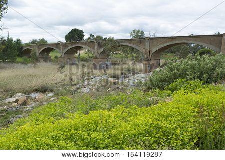 Old Disused Railway Bridge, Palmer, South Australia