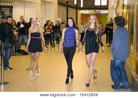 Miss Polonia Qualification In Wroclaw, Poland