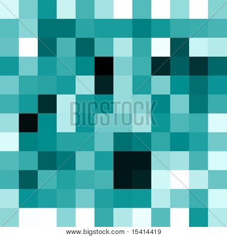 XL Pixel Technology Mosaic Background