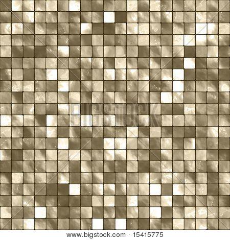 XL Seamless Brown Tiles Background