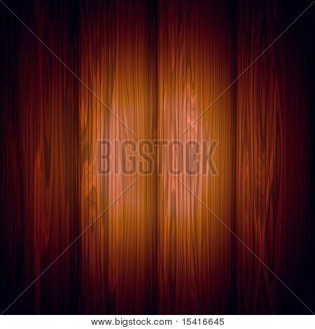 XL Wood Vignette