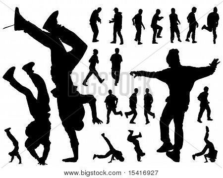 Urban Street Dancers
