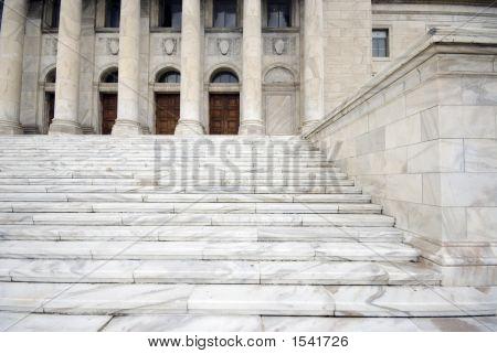 Capitol Building Old San Juan