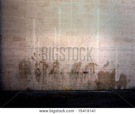 Grunge Mauer von Fotografie