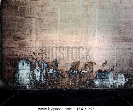 Grunge Wall Photoart