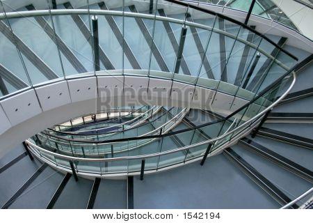 Ellipse Stairway