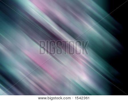 Purple Green Blur