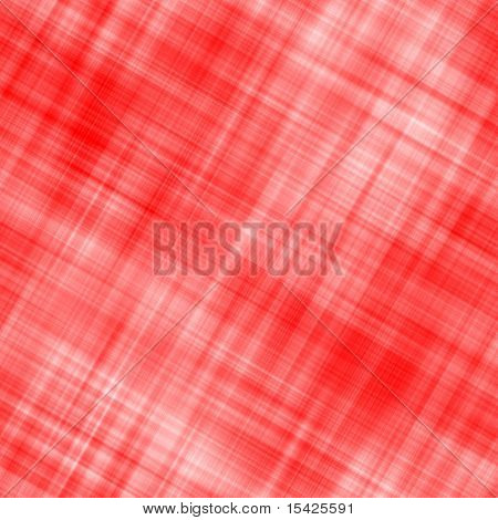 Seamless Red Plaid Background