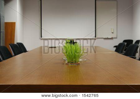 leere Business Konferenzraum
