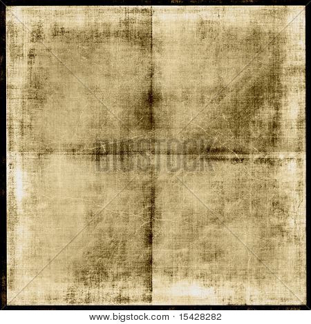 Vintage Creased Paper