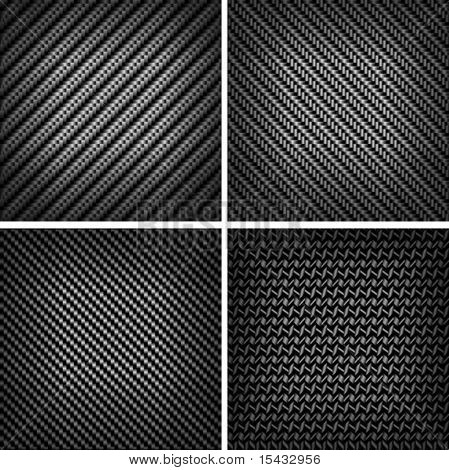 Carbon or fiber background. Jpeg version also available
