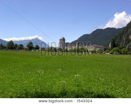 Interlaken Pastoral View