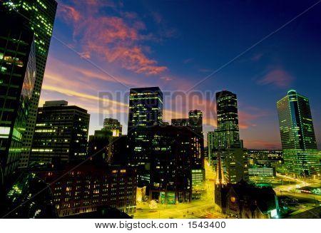 Denver Skyline - 002