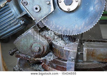 Sierra de Metal Industrial