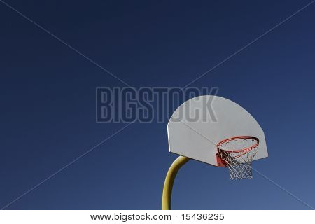 Basketball Background - Right