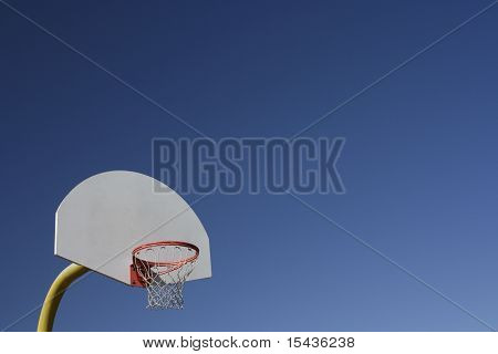 Basketball Background - left