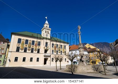 Bad Reichenhall - Bavaria, Germany